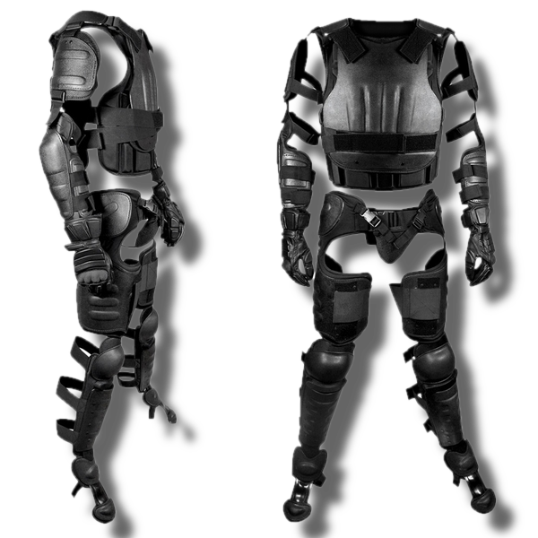 law enforcement udt anti riot suit