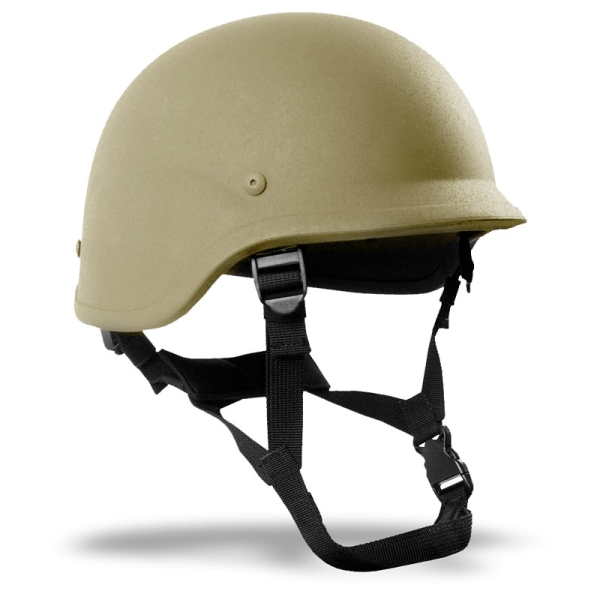 udt pasgt helmet (level IIIA) in color tan